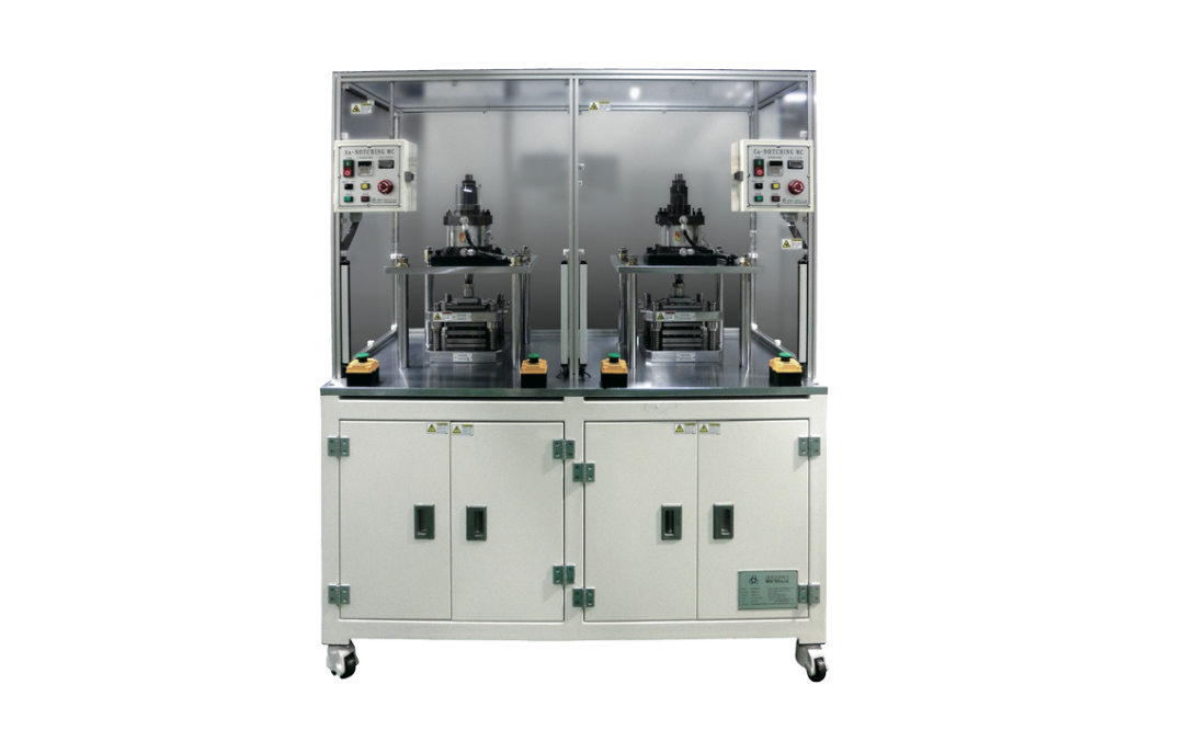 Electrode Notching Machine