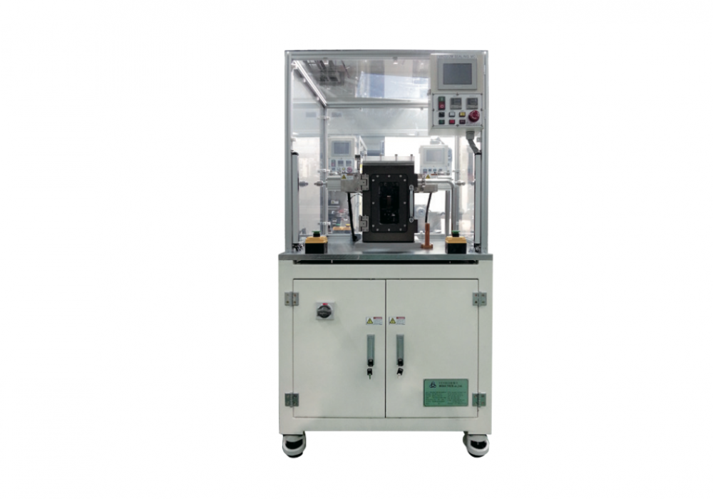 Degassing & Vacuum Sealing Machine