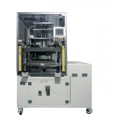 Pouch Forming Machine